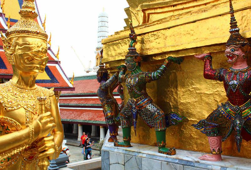 Экскурсии из паттайи в бангкок тайланд пхукет горячие туры