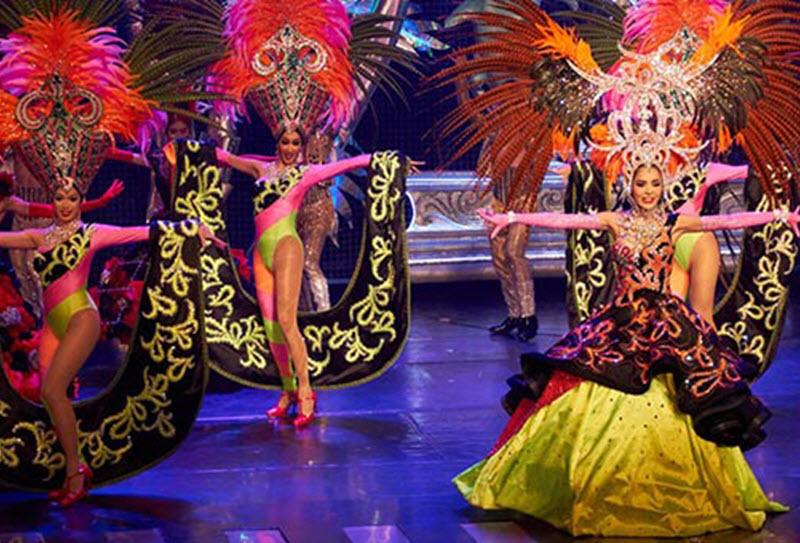 Шоу тиффани паттайя цена билета афиша концертов в москве на 2015