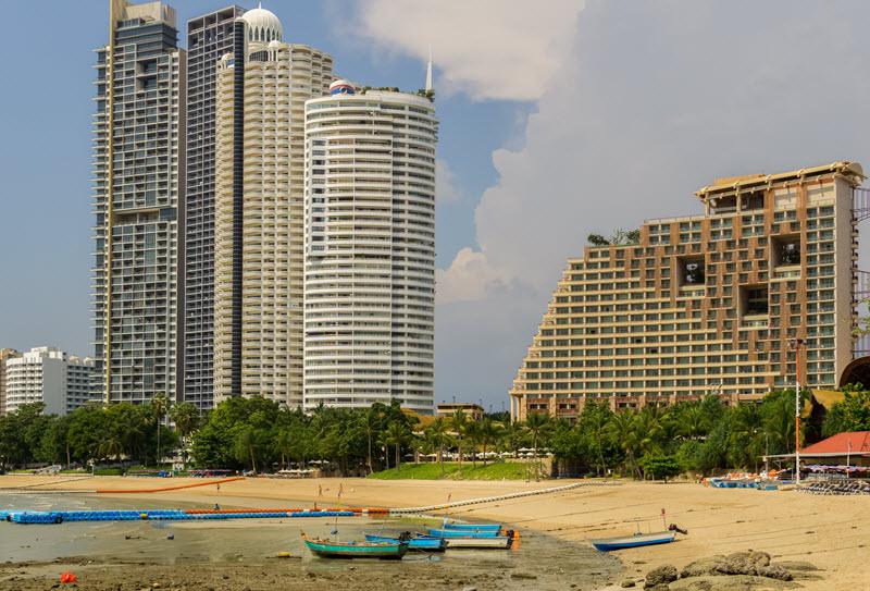 Дешевое жилье в паттайе купить элитная недвижимость в сша