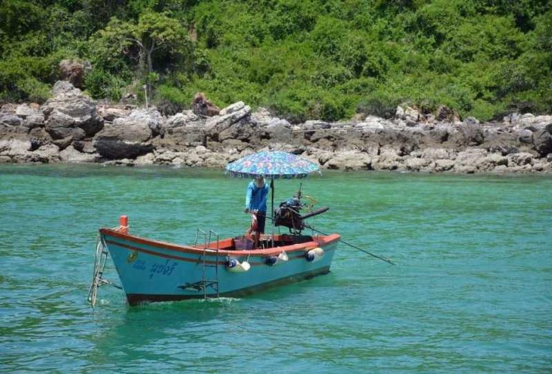 Острова Паттайи