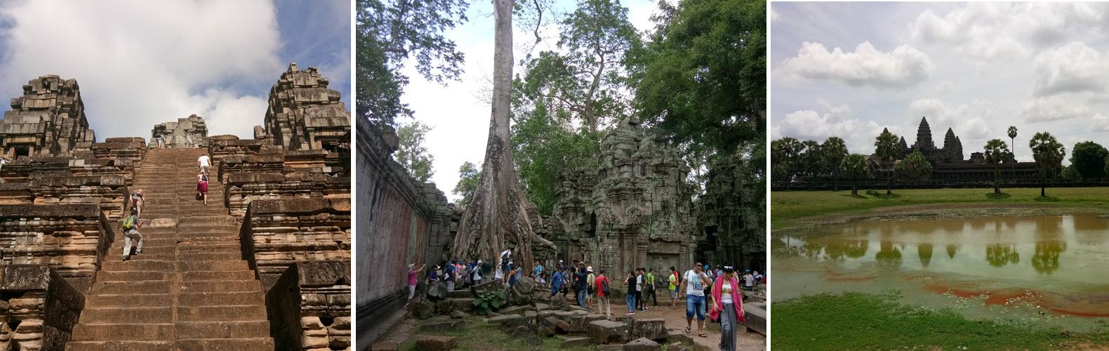 Экскурсия в Камбоджу из Паттайи