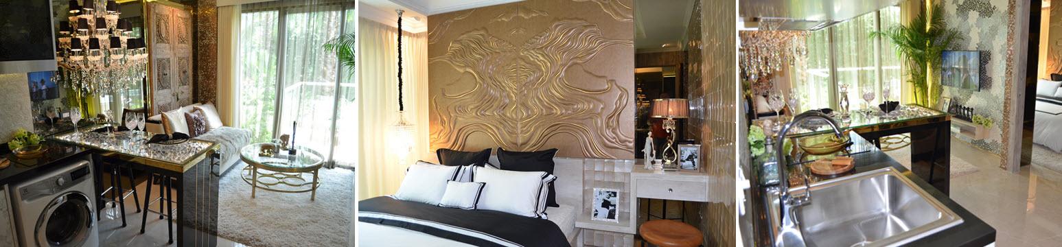 Галерея недвижимости в Паттайе - Riviera Monako